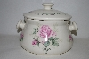+MBA #70-7951   Pink Clairemont French Country Tureen/Casserole Dish With Lid