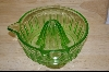 Large Green Glass Reamer #5120