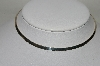"**MBA #78-209   Sterling 16"" Flat Edge Neck Wire"