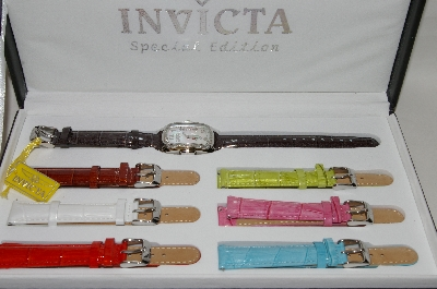 Invicta Women's Diamond Baby Lupah Watch & Strap Set