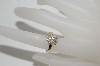 "MBA #85-118  "" Diamond 1/2 Ct Message Of Love Ring"