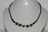 "MBA #S58-127   ""Hand Made Hemalyke Bead Necklace"""