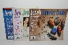 MBA #S31-075   Older Set Of 5 Jewelry Craft Magazines""