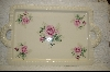 +MBA #6812  Formal Square Serving Tray