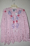 "MBAHB #19-091 ""Limited Edition Storybook Knits ""Enchanting Hydrangea"" Sweater"