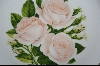 "**The 12 Rose Plates ""MOSS ROSE"" 1979"
