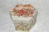 "**MBA #SG9-187    ""Boxed 12 Piece Set Of Victorian Style Papaer Mache Christmas Ornaments"""