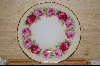 **Hand Painted Rose Plate From Prussia