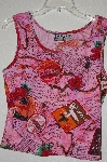 "MBADG #9-163  ""Take Two Clothing Co Sequin Embelished Tank"""