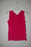 "MBADG #18-196  ""Ronni Nicole By Quida Hot Pink Stretch Tank"""