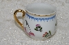 "+MBADG #31-141  ""Vintage Small Hand Painted China Cup"""