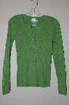 "MBAMG #25-074  ""Chadwicks Of Boston Lime Green Knit Sweater"""